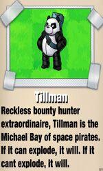 Tillman BBF