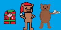 Gallery: Battle Bears Holiday 2012 Fan-Art contest