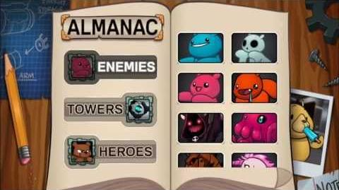 BB Fortress Almanac