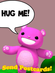 Talking-huggable-hd-screenshot-4