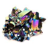 Titanium coated quartz crystals - 529 mn2003 m6055