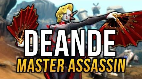 Battleborn Multiplayer Gameplay of Deande - Full Game of Meltdown on Paradise (1080p60fps)
