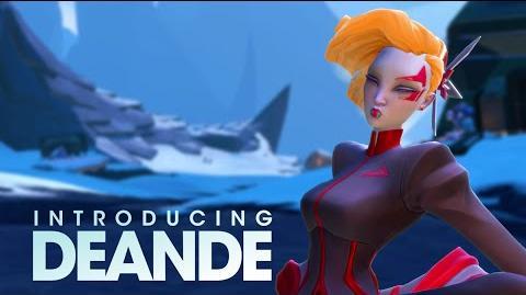 Battleborn Deande Character Highlight-0
