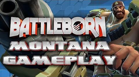 Montana Multiplayer Gameplay Highlights Battleborn