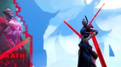 Battleborn Rath Gameplay Video