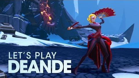 Battleborn Deande Let's Play