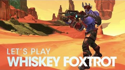 Battleborn Whiskey Foxtrot Let's Play
