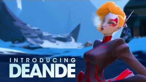 Battleborn Deande Character Highlight