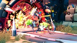 2K Battleborn Paradise Meltdown Incinerator