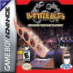 BattleBots - Beyond the BattleBox Coverart