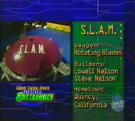 SLAM stats 1.0