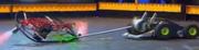 HyperShock kills Dragon