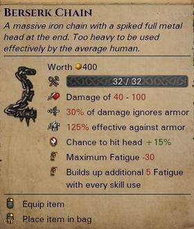 Berserk Chain