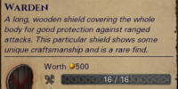 Unique Kite Shield