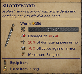 Shortsword