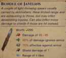 Bundle of Javelins
