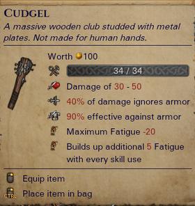 Cudgel