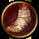 Maimed foot