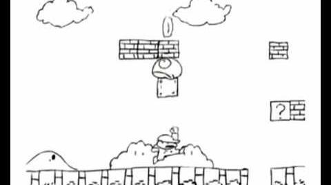 Mario Vs Pac Man
