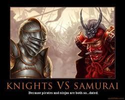 Knight vs samarii