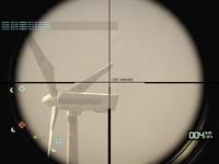 BFBC2 Bullet Drop 250m.png