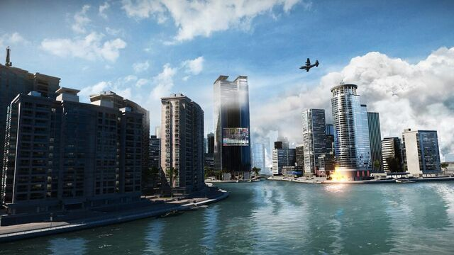 File:Battlefield 4 Siege of Shanghai Screenshot (from river).jpg