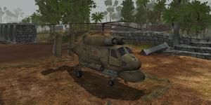 BFV Ka-25 Hormone