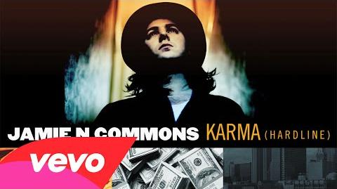 Jamie N Commons - Karma (Hardline) (Audio)