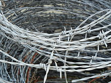 Barbed Wire IRL