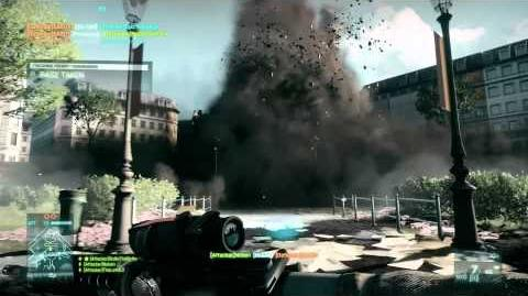 Battlefield 3 Operation Metro Multiplayer Gameplay Trailer