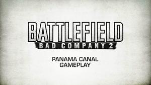 Battlefield Bad Company 2 Panama Canal Gameplay Trailer Screenshot