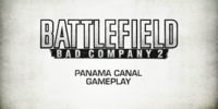 Battlefield: Bad Company 2 Panama Canal Gameplay Trailer