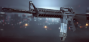 BF4 M16A4 model