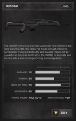 BFP4F XM8AR STATS