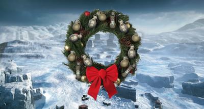 BF4 wreath