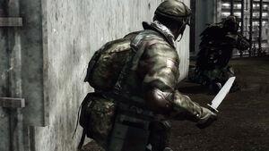 BF2MC Knife