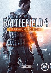 BF4 Premium Edition Cover Art