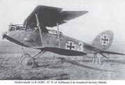 Halberstadt CL.II IRL