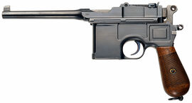 IRL Mauser C96