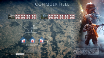 BF1 Operations Conquerhell Map