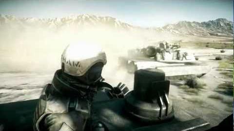 Battlefield 3 Thunder Run Gameplay Trailer