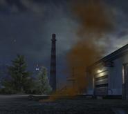 BF2 Command smoke orange