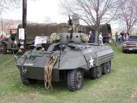 M8 Tank