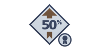 Reputation 50% Boost