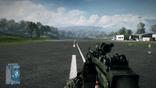 BF3 M249 ACOG