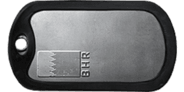 Bahrain Dog Tag