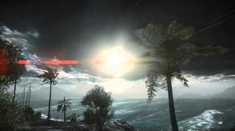 Only In Battlefield 4 Sniping in the Eye of the Storm