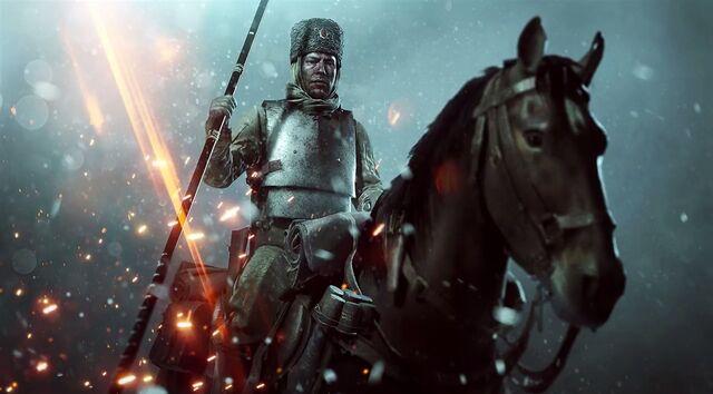 File:BF1 Russian Cavalry Promo Art.jpg
