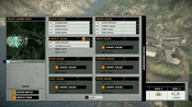 BFBC2 Squad Screen