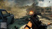 Battlefield Hardline MP5K Screenshot 1